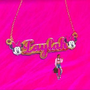 Jewelry - Customize cartoon necklace